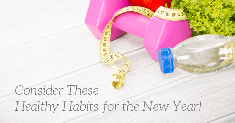 Consider these 5 healthy habits for the new year